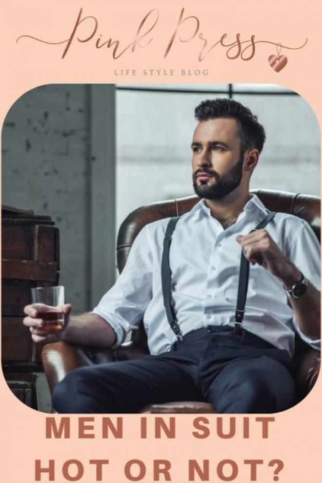 men in suit mannen in pak trouwen feestdagen - Kleren maken de man