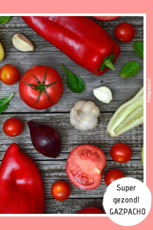 super gezond gazpacho - Gazpacho! Lekker fris voor de hartige trek
