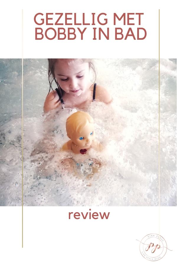 review bobby badpop vtech - Gezellig in bad met Bobby het vrolijke poppenmannetje uit de Little Love collectie!