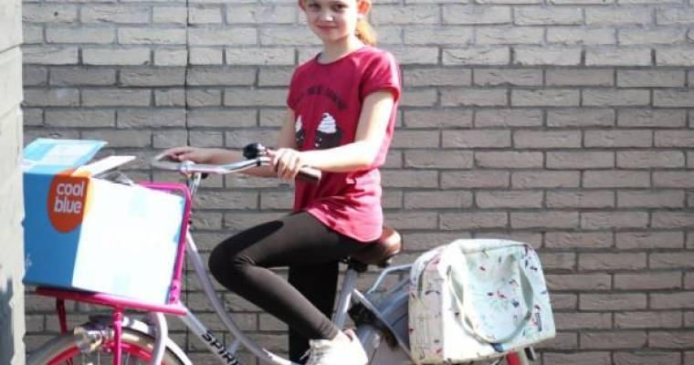 De fietstas 2.0: als schoudertas en als fietstas te gebruiken