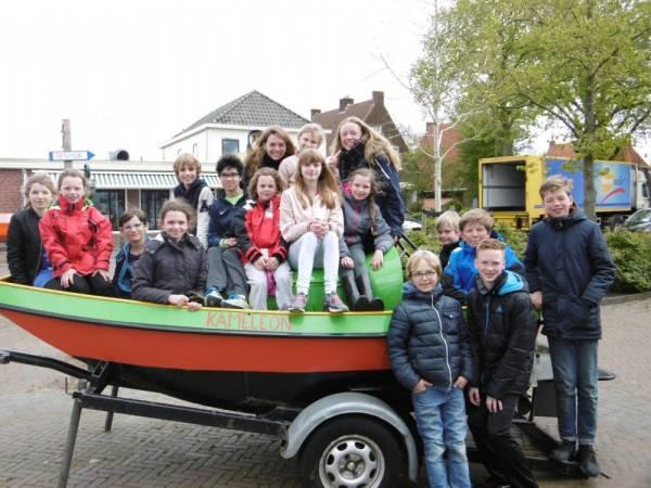 P1010314 - Op zeilkamp in Friesland bij 't Garijp
