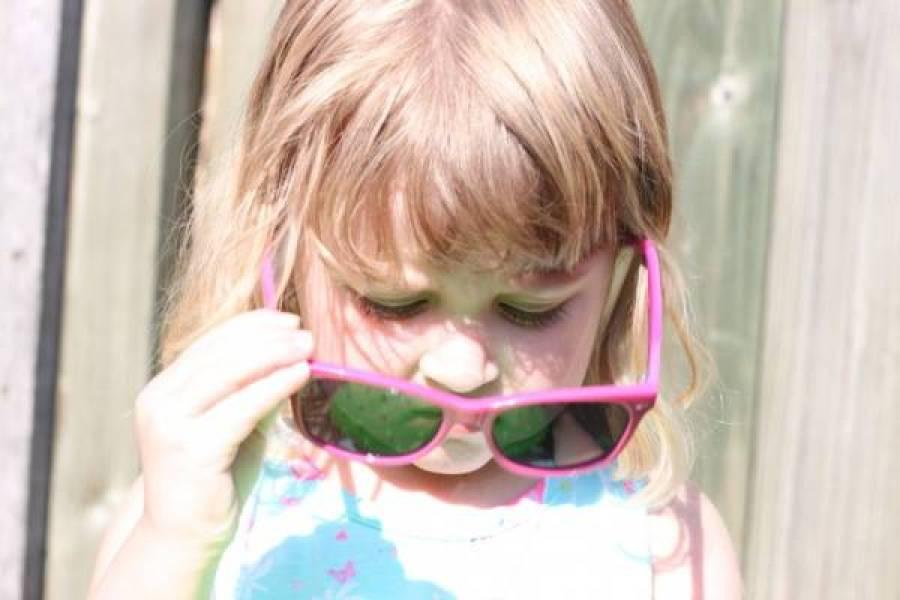 IMG 8326 - Een bril voor mij, voor mijn dochter en allemaal een nieuwe zonnebril.