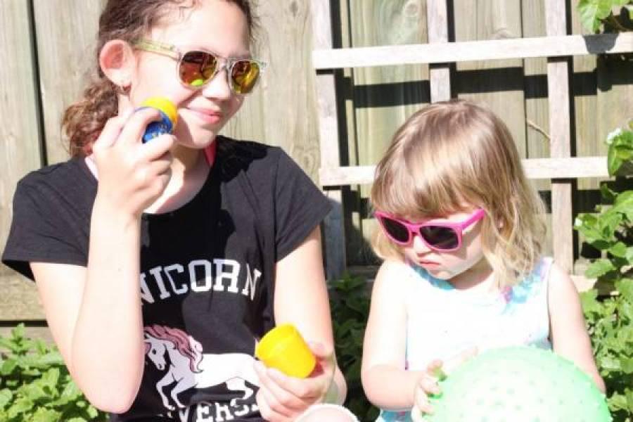 IMG 8329 - Een bril voor mij, voor mijn dochter en allemaal een nieuwe zonnebril.