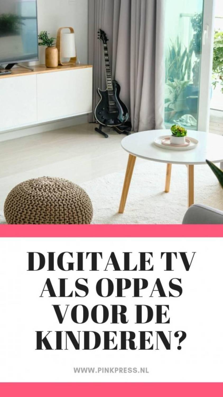 digitale tv als oppas van kinderen - Digitale tv voor de kids, om gek/gelukkig van te worden