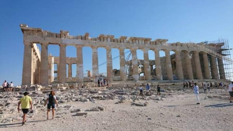DSC 0503 - In 1 dag door Athene met #ilovegriekenland