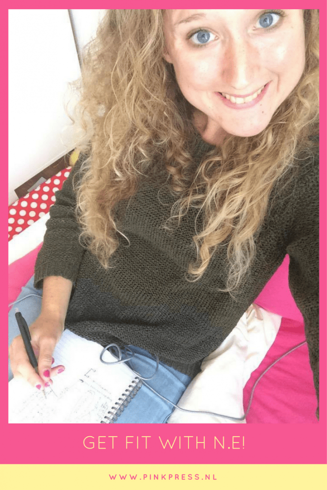 getfitwithne - 'De sportieve blogger tag' GETFITWITHNE