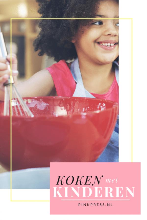 kokenmetkinderen - Koken met kinderen doet eten?