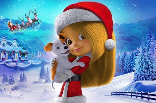 "alliwantforchristmas1 - ""All I want for Christmas is you"" is de hartverwarmende kerstfilm van het jaar!"