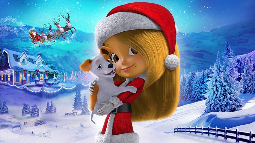 """alliwantforchristmas1 - """"All I want for Christmas is you"""" is de hartverwarmende kerstfilm van het jaar!"""