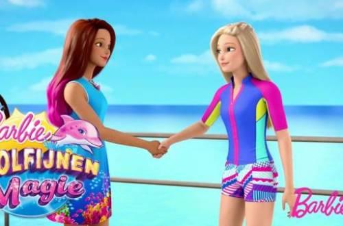 barbie2 - Review van Barbie- Dolfijnen Magie, met kans op bioscoopkaartjes!