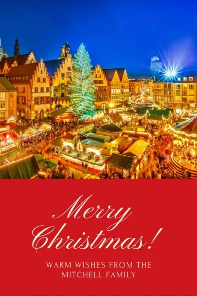 kerstmarkt - De leukste activiteiten voor het gezin tijdens de feestdagen
