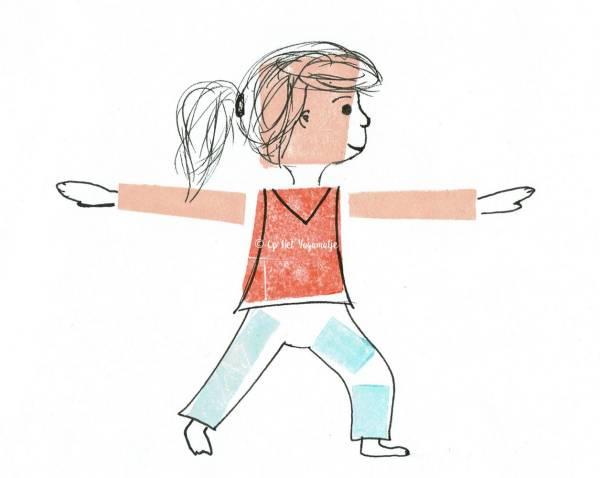 Sinterwinweekend! ZEN de feestdagen in met kinder yoga kaarten