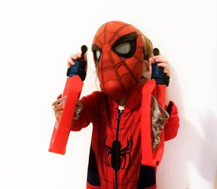 IMG 20171204 WA0029 01 - Spiderman; leuk voor jongens en meisjes!