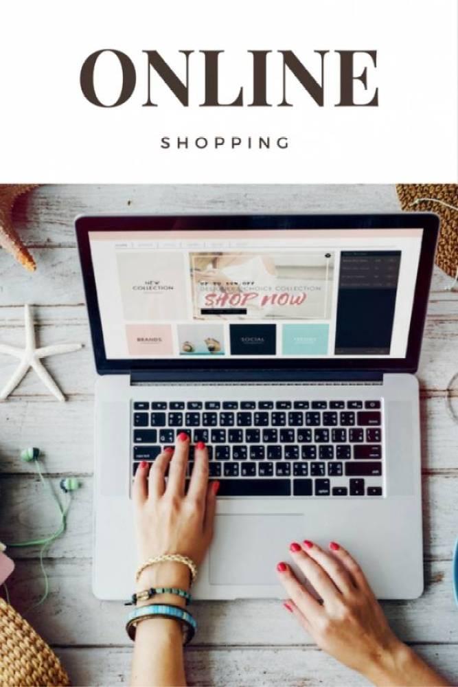 ONLINE shopping - Waarom ik zo hou van online shoppen?