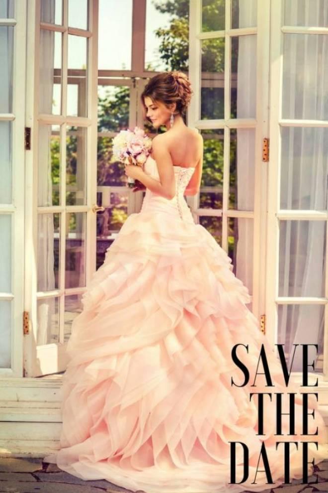 Save the date - Save the date: We hebben een trouwdatum!