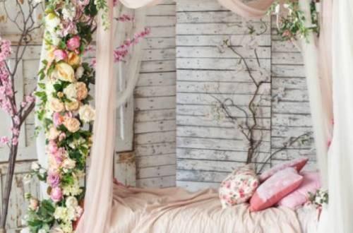 diy bad van pallets - DIY bed maken: palletbed van steigerhout