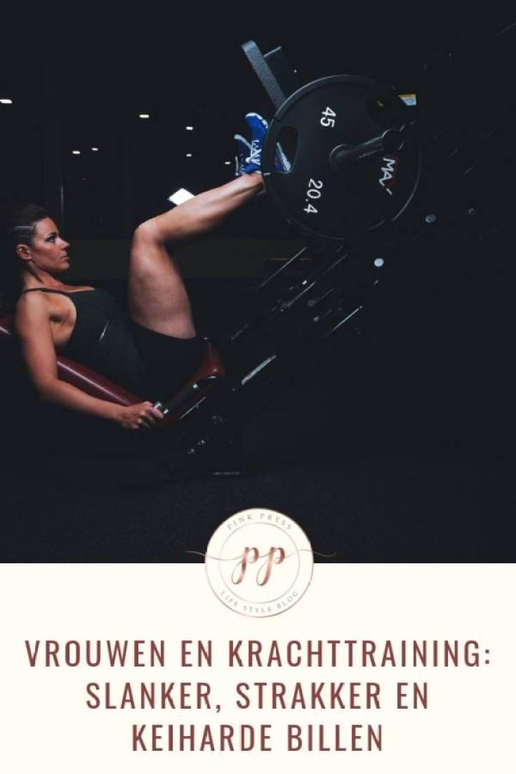 Vrouwen en krachttraining slanker strakker en keiharde billen - Vrouwen en krachttraining: slanker, strakker en keiharde billen