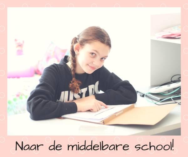 Naar de middelbare school - Je kind voorbereiden op de middelbare school, hoe doe je dat?