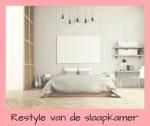 Restyle van de slaapkamer - Als je over tijd bent...   Zwanger of overgang?