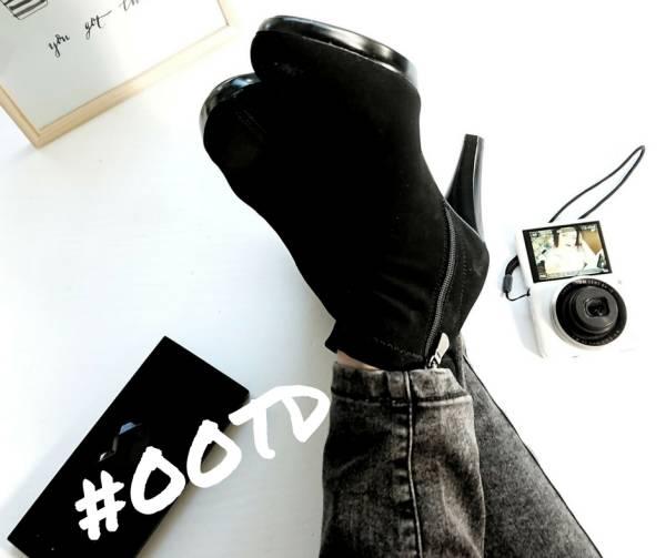 hogehakkenenskinnyjeans - New in!   Hoge hakken en skinny jeans   #OOTD