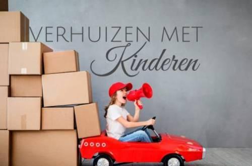 verhuizen - Hoe kun je kinderen voorbereiden op verhuizen?