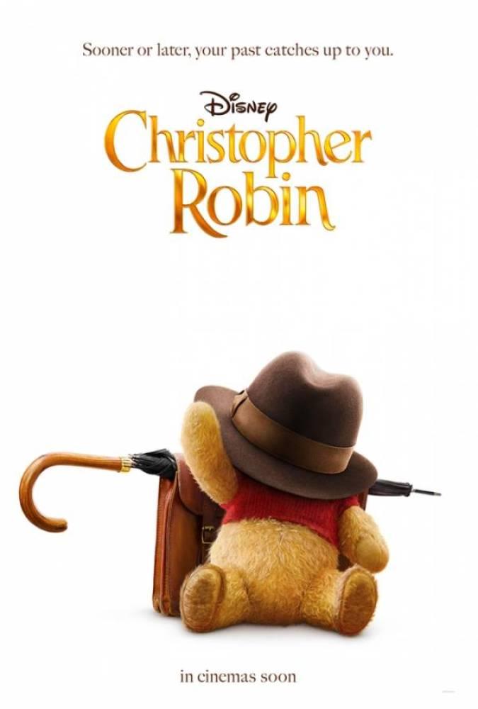 CHRISTOPHER ROBIN - Dit zijn de leukste kinderfilms om naar uit te kijken dit jaar!