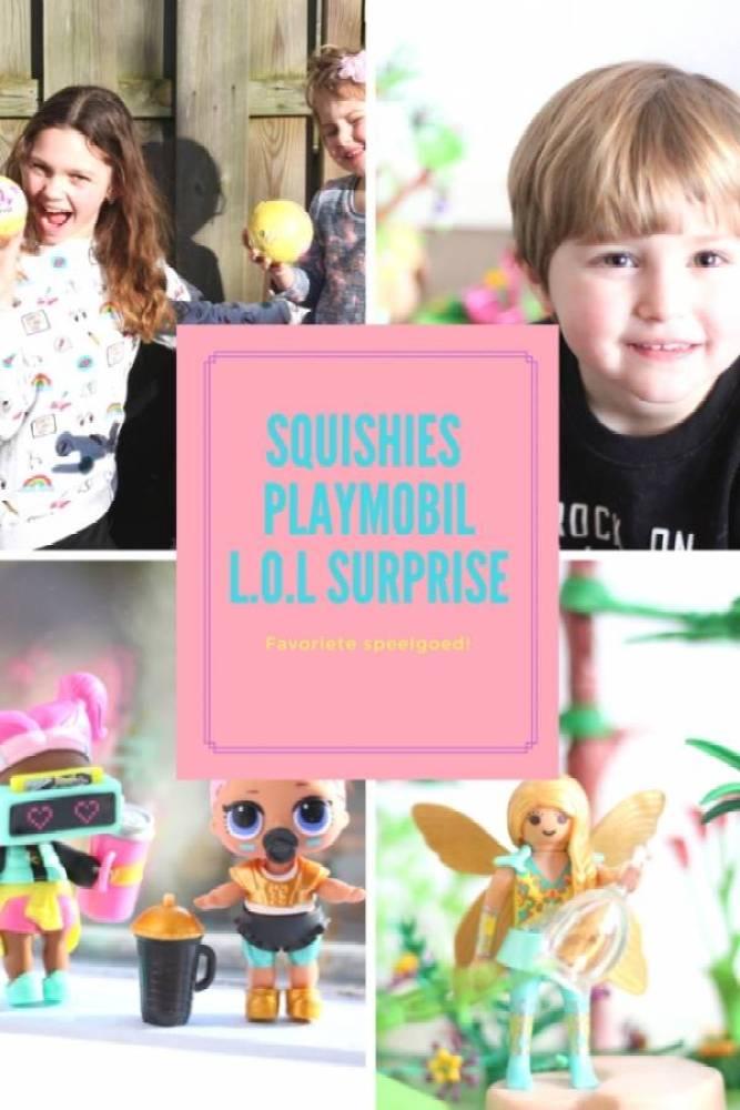 Squishies Playmobill.o.l surprise - Waar maak je een kind blij mee? | L.O.L. | Playmobil | Squishies
