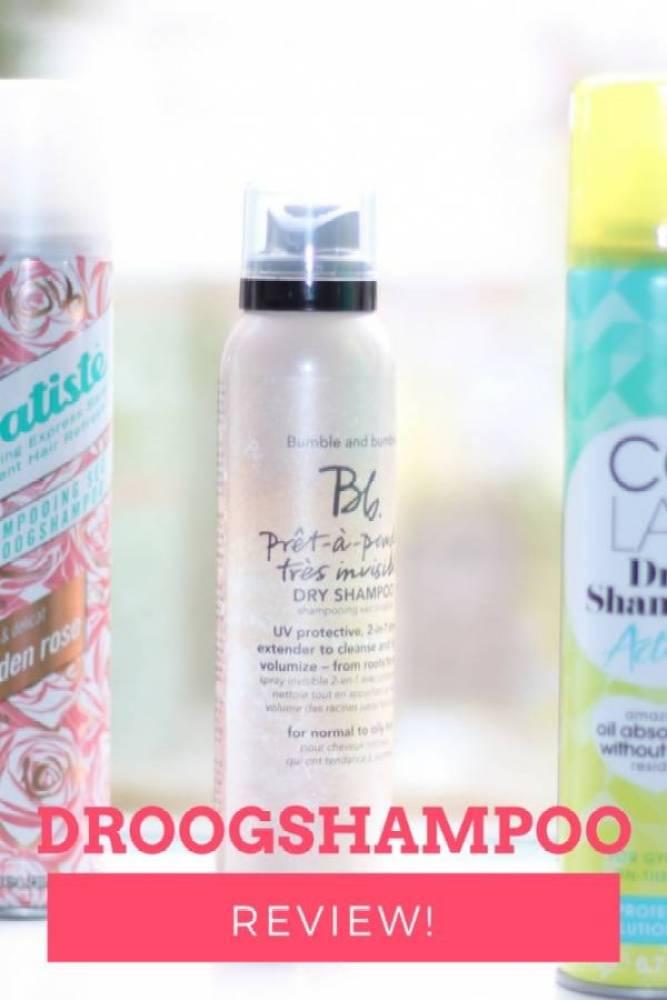 droogshampoo review - Beauty | Droogshampoo wel of niet? | 3 merken getest