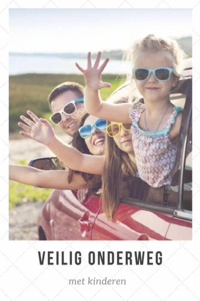 veilig onderweg - Veilig op reis   Met kinderen in de auto   Betty