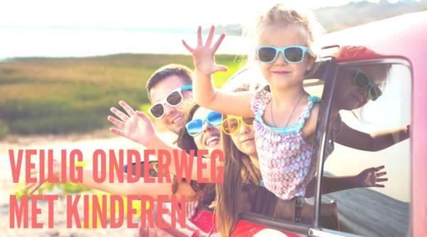 veiligonderweg - Veilig op reis | Met kinderen in de auto | Betty