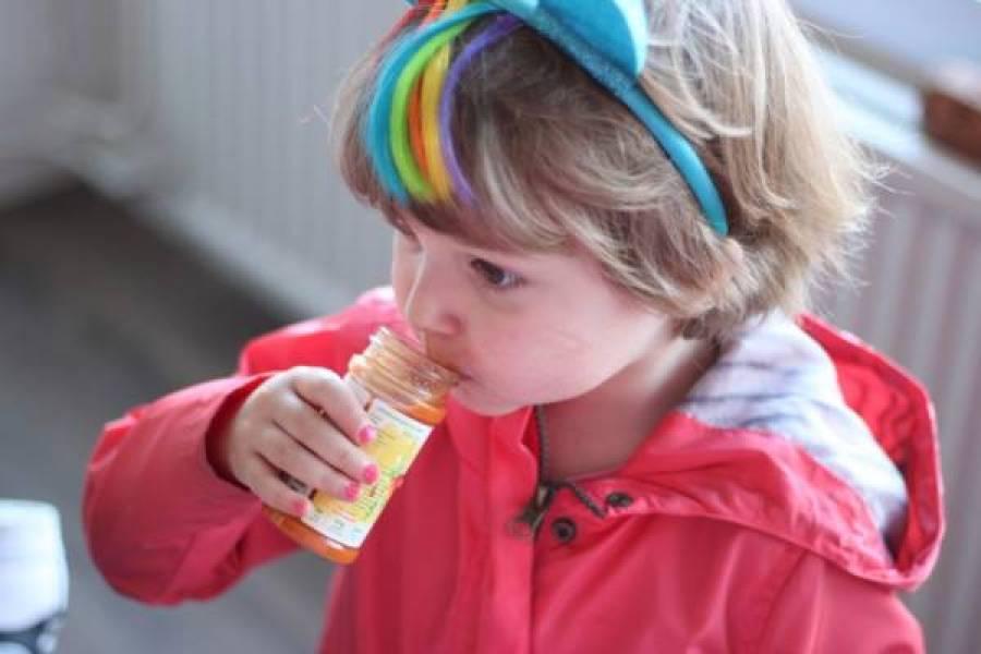IMG 8193 - Een lekkere groentesap voor kinderen die ze elke dag mee naar school willen?