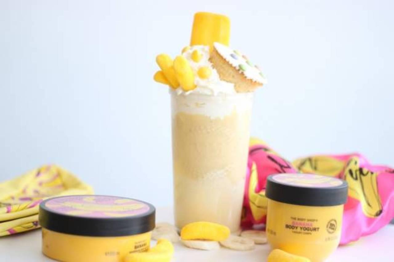 IMG 8719 - Let's go bananas met de Limited Edition Banana-lijn van The Body Shop