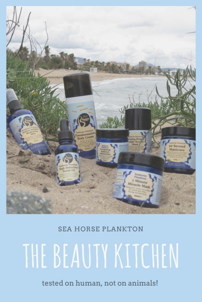 seahorse plankton by the beauty kitchen - Review | Seahorse Plankton van de Beauty Kitchen | Anti-age
