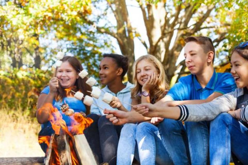 summercamp1 - Op zomerkamp | talencursus | naar highschool in Amerika