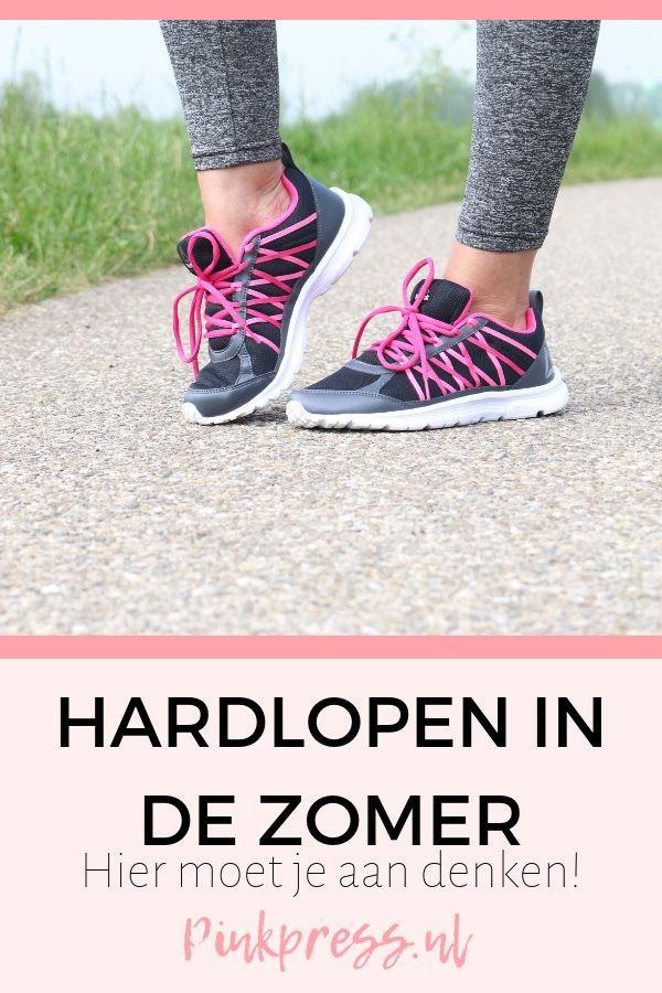 hardlopen in de zomer tips - Hardlopen in de zomer, waar moet je aan denken?