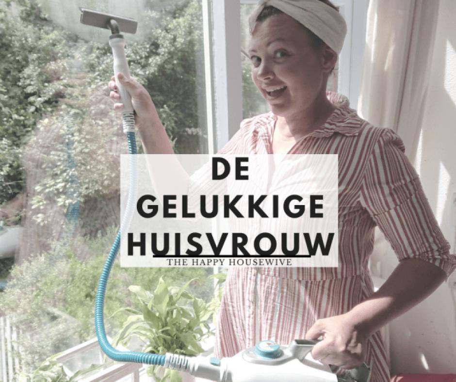 huisvrouw - Review | Schoonmaken met stoom: grondig én snel
