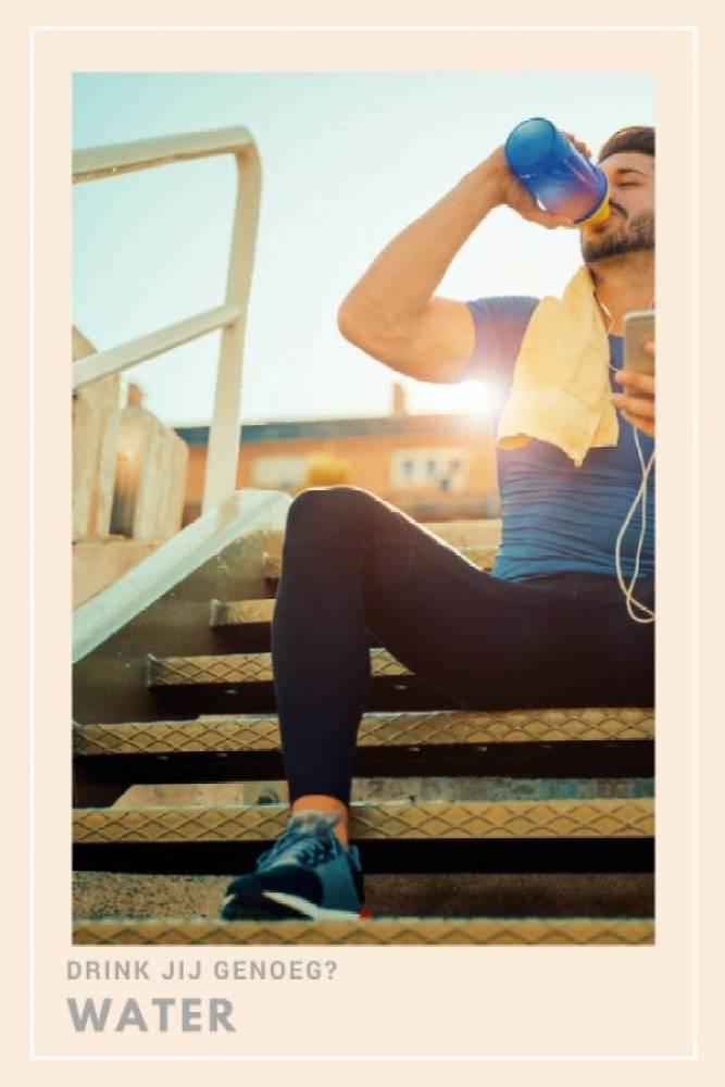 water drink jij genoeg - 3 Tips om voldoende water te drinken