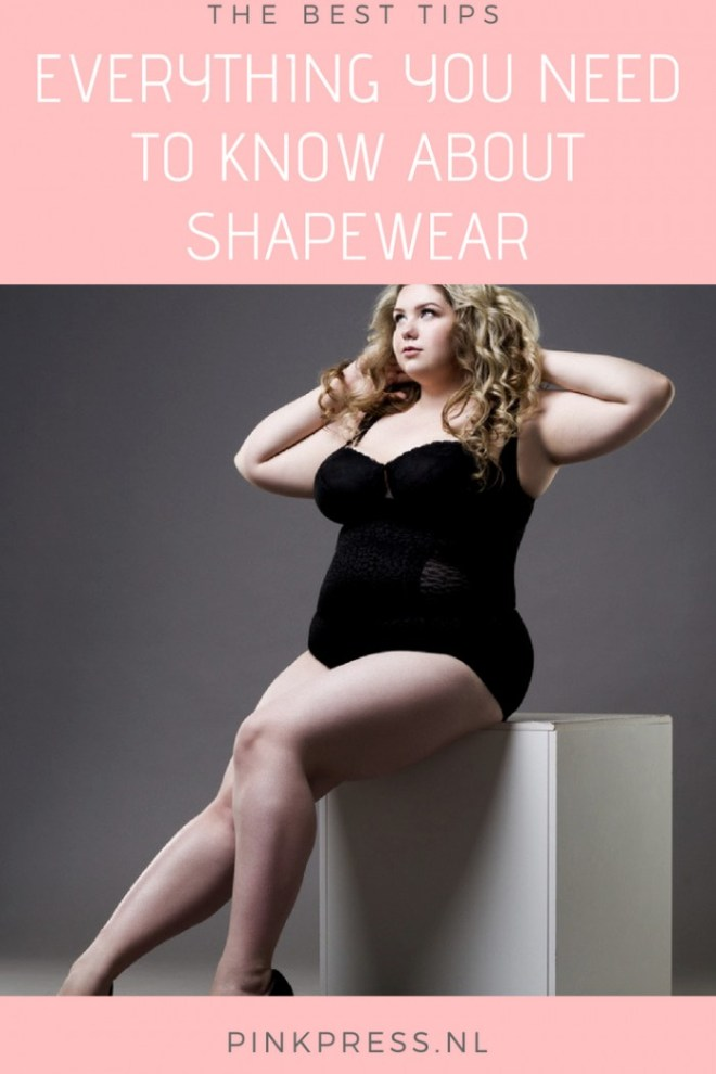 Everything you need to know about shapewear - Alles wat je moet weten over shapewear