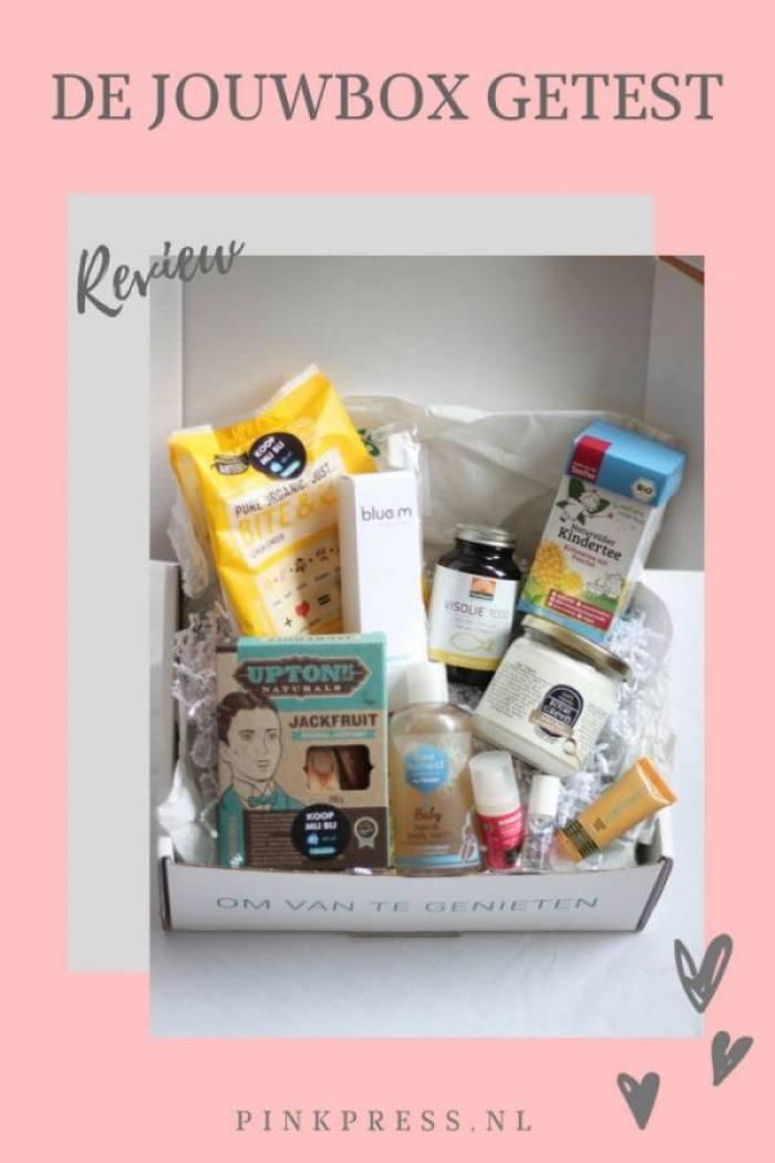 De jouwbox van Ralph Moorman getest hormonen vegan - Jouwbox | Editie 2 door Ralph Moorman | Met pulled veggie recept!