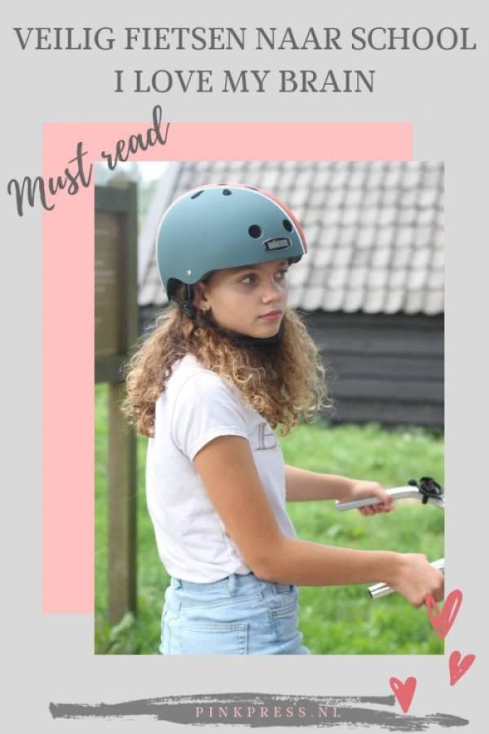 I love my brain veilig fietsen naar school - Veilig op de fiets naar school | I love my brain