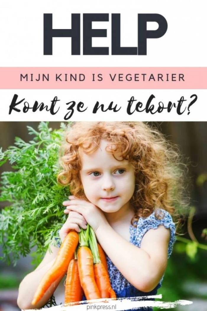 Mijn kind is vegetarier heeft ze nu een vitamine tekort - Als jouw kind vegetariër is | Komen ze niet tekort?
