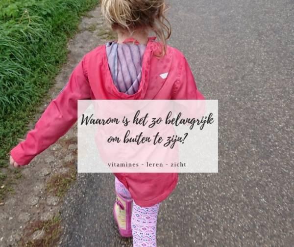 buiten spelen - Buitenspelen is leuk en goed voor een kind | 2 tips