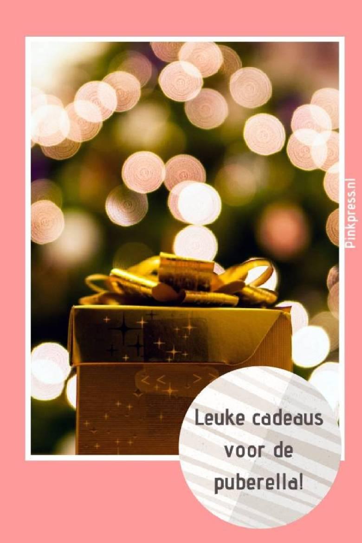 cadeaus voor pubers
