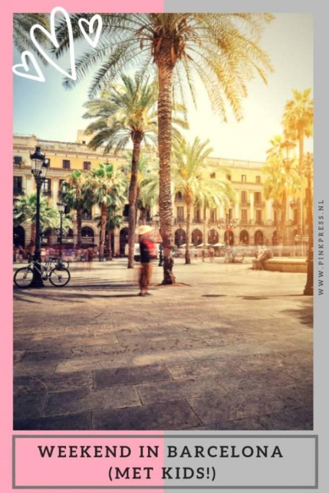 een weekend in barcelona met kinderen - Een weekend weg naar het buitenland met de kinderen