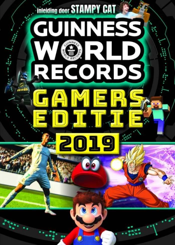 Gamers 2019 Voorplat - Guinness World Records 2019   Review   Met de meest irritante video ooit!