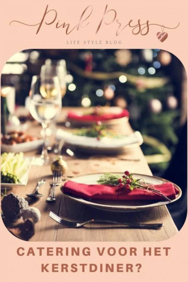 catering voor het kerstdiner - 5x Waarom catering aan huis met kerst zo een goed idee is
