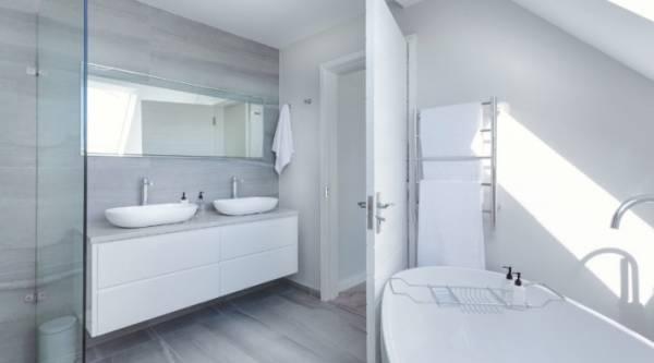 droom badkamer - Met deze 5 items is mijn droom badkamer compleet