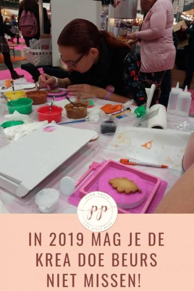 in 2019 mag je de krea doe beuar niet missen diy knutselen - 4 redenen waarom je naar de Krea Doe wilt in 2019!