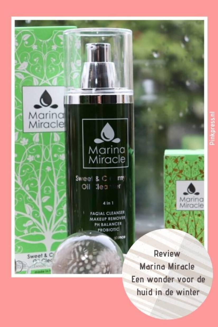 Review | Marina Miracle | Een wonder voor de huid in de winter