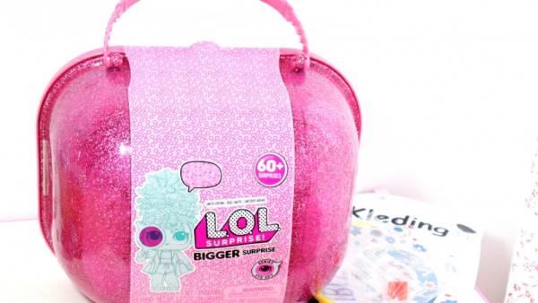 lol1 - De L.O.L. Surprise Bigger Surprise en het L.O.L. Surprise huis!